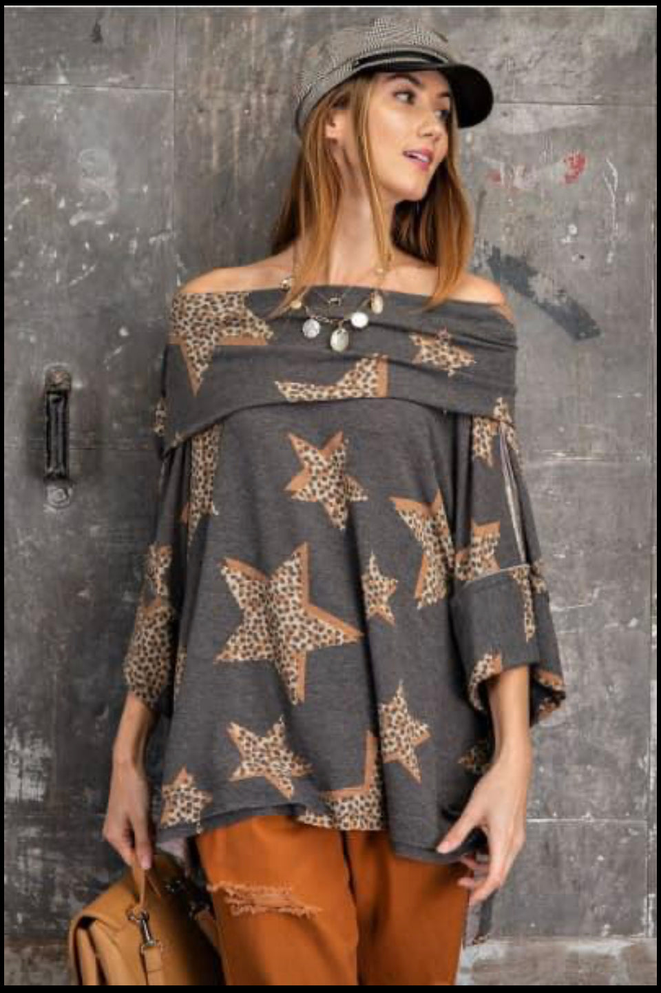 Fierce and Bright Star Tunic