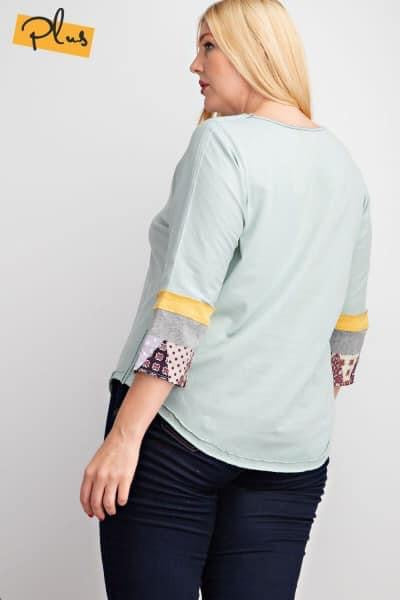 Minty McGee Top