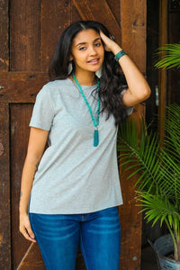 Amazing Gray Tunic