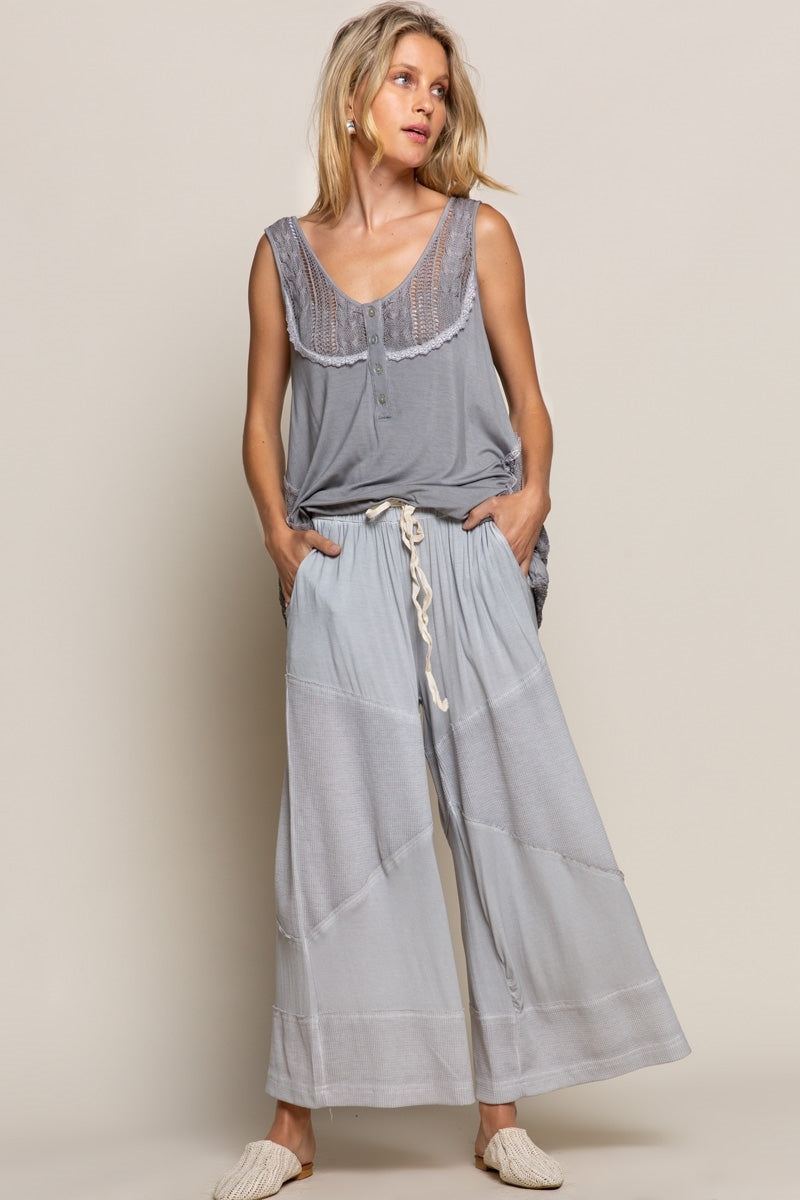 Sublime Pants Dove Grey