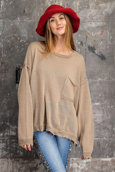 Watson Knit Pullover