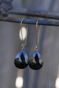 Black Betty Earring