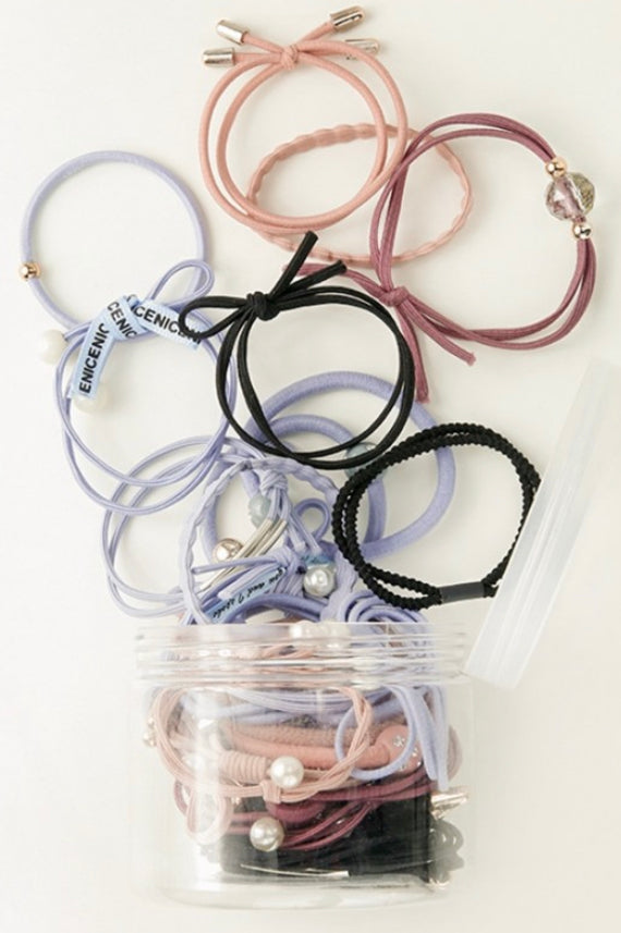 Assorted Hair Ties