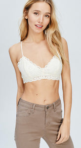 Wishlist Multi Strap Lace Bralette