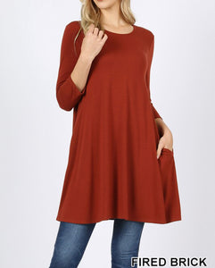 Simple Swing Tunic