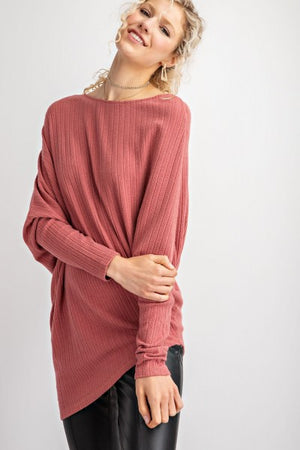 Reese Red Bean Tunic