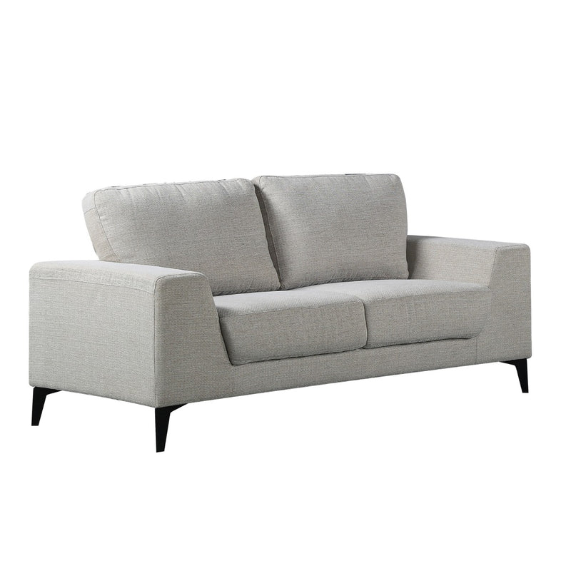 Hopper Sofa 2 Seater Grey - Factory Direct Oz