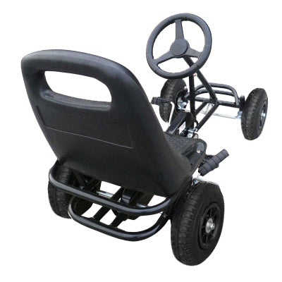 Pedal Go Kart - Black - Factory Direct Oz