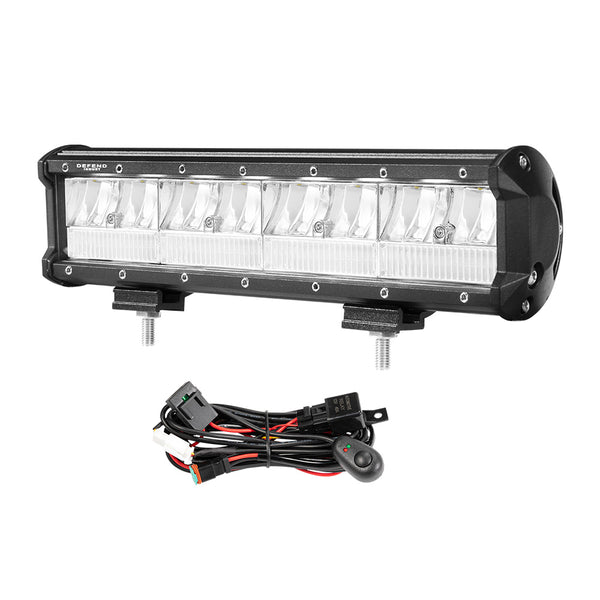 DEFEND 12 inch LED Light Bar - Factory Direct Oz