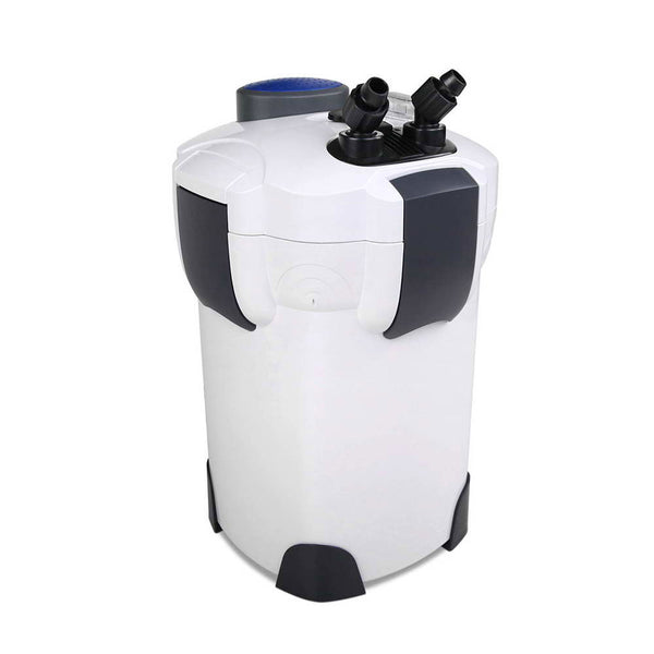 Aquarium External Canister Filter w/ UV Light & Media Kit - 1850L/H - Factory Direct Oz