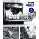 Devanti Benchtop Dishwasher - 8 Place - Factory Direct Oz