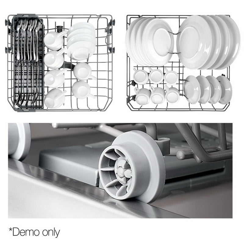 Devanti Benchtop Dishwasher 8 Place Setting - Factory Direct Oz