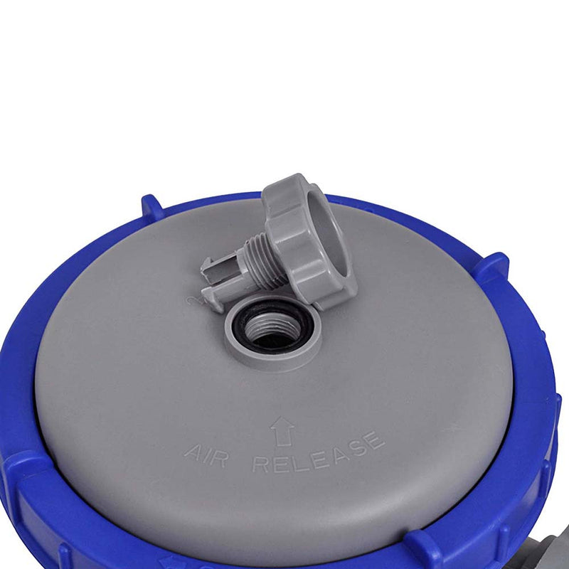 Bestway 1500 GPH Filter Pump Swimming Pool Cleaner - Factory Direct Oz