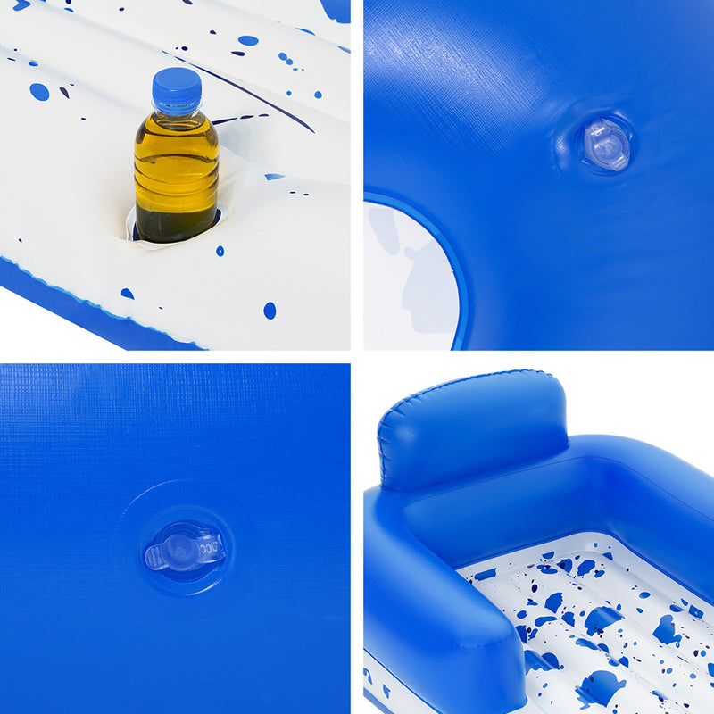 Bestway Inflatable Pool Lounge - Factory Direct Oz