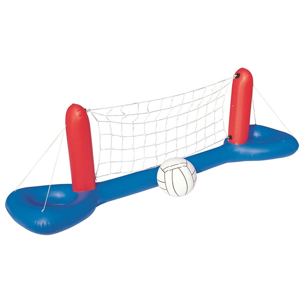 Bestway Inflatable Volleyball Set & Ball Pool Toy - Factory Direct Oz