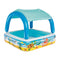 Bestway Inflatable Kids Pool w/ Canopy - Factory Direct Oz