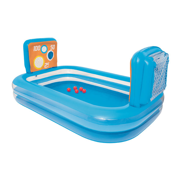 Bestway Inflatable Skill Shot Paddling Pool - Factory Direct Oz
