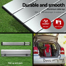 Weisshorn Portable Roll Up Folding Camping Table - Factory Direct Oz