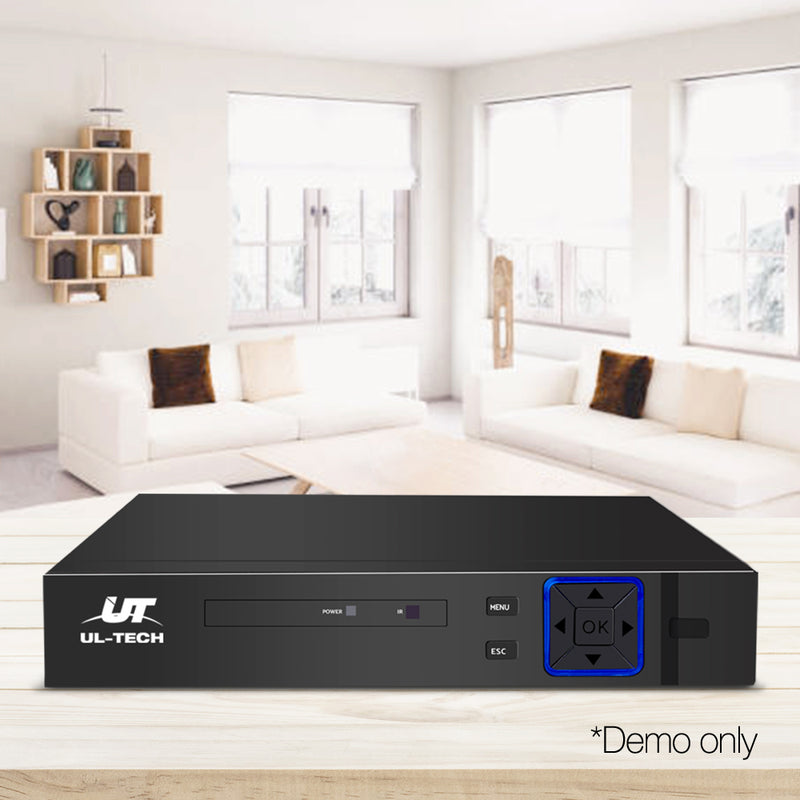 8 Channel CCTV Security Video Recorder - Factory Direct Oz