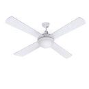 "Devanti 52"" Ceiling Fan - White - Factory Direct Oz"