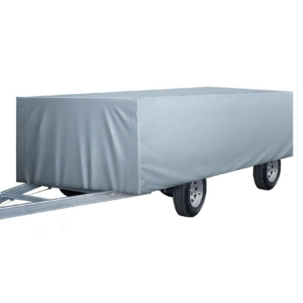 12-14 ft Camper Trailer Cover