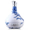 DEVANTI 300ml Aroma Diffuser Blue And White Porcelain Pattern - Factory Direct Oz