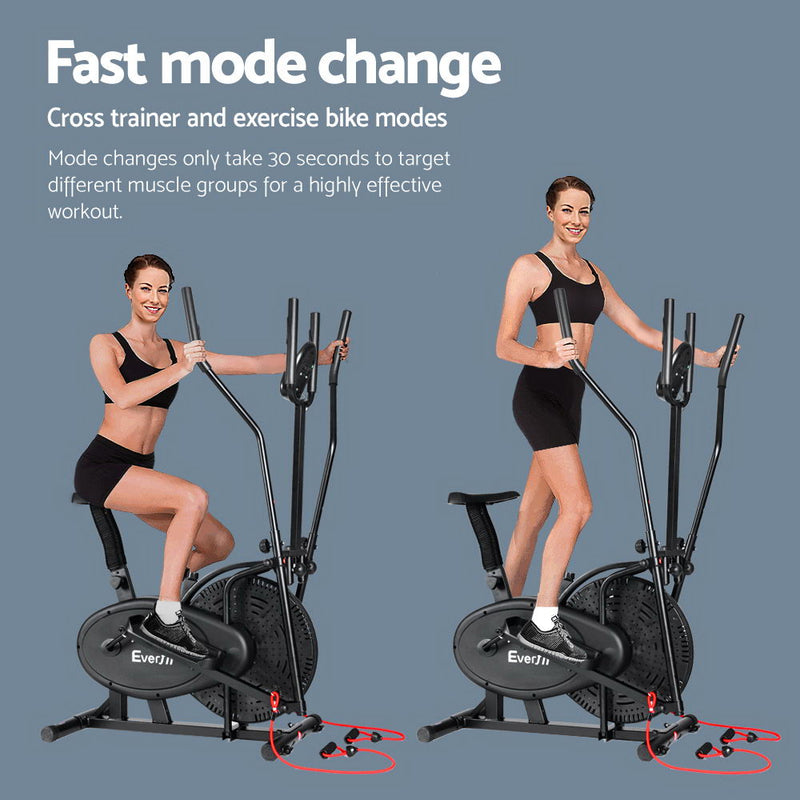 Everfit 5-in-1 Elliptical Cross Trainer - Factory Direct Oz