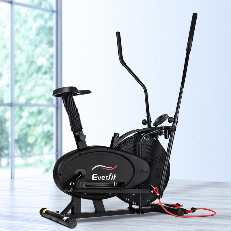Everfit 4-in-1 Elliptical Cross Trainer - Factory Direct Oz
