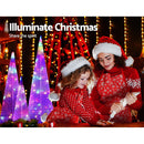 Jingle Jollys 120 LED Christmas Motif Light Set - Factory Direct Oz