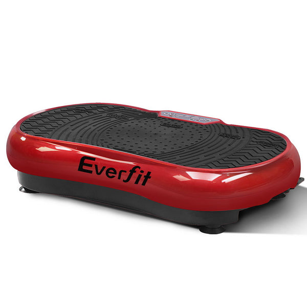 Everfit Vibration Machine - Maroon - Factory Direct Oz