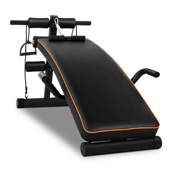 Adjustable Multifunction Sit Up/Weight Bench - Factory Direct Oz