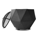 Outdoor Portable Octagon Fire Pit - Factory Direct Oz