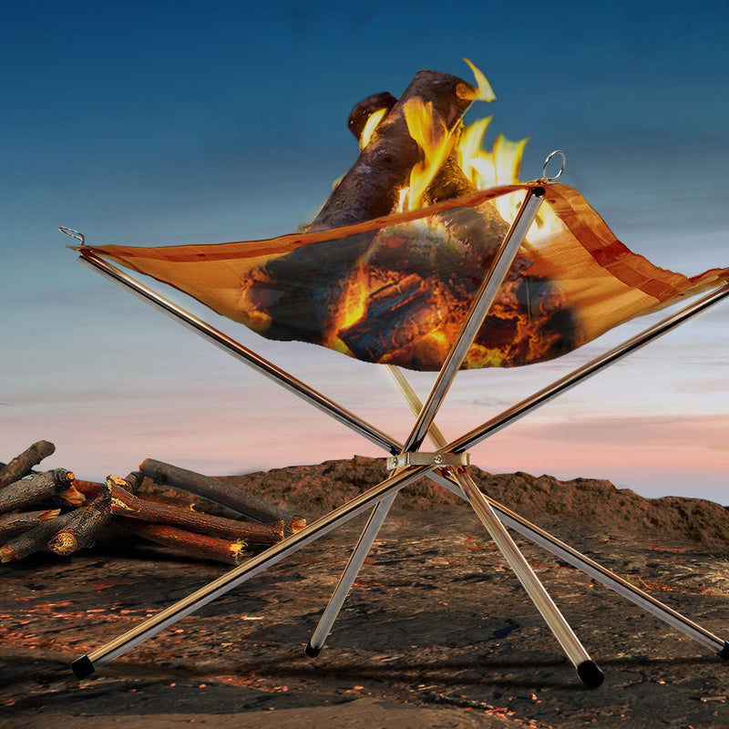 Grillz Portable Fire Pit - Factory Direct Oz