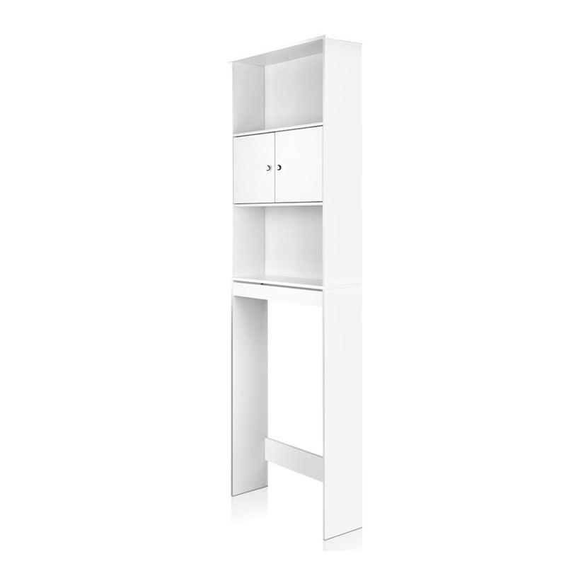 Bathroom Storage Cabinet - White - Factory Direct Oz