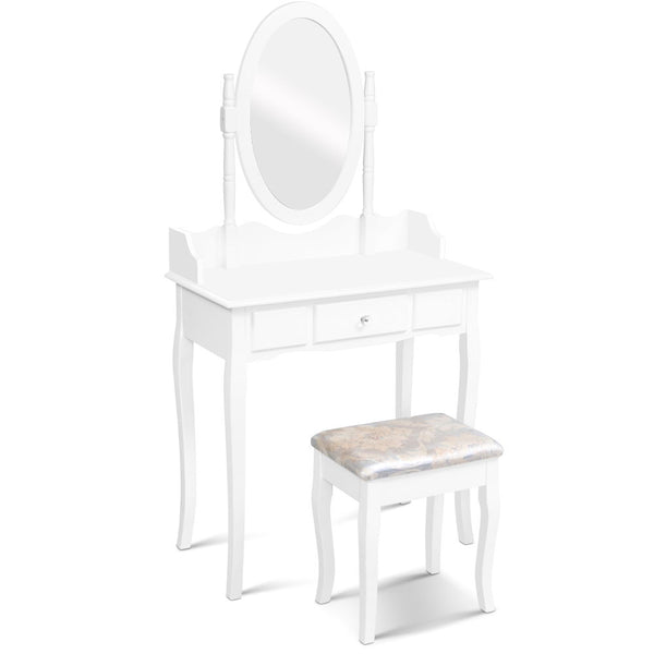 Provincial Make Up Mirror and Dressing Table - Factory Direct Oz
