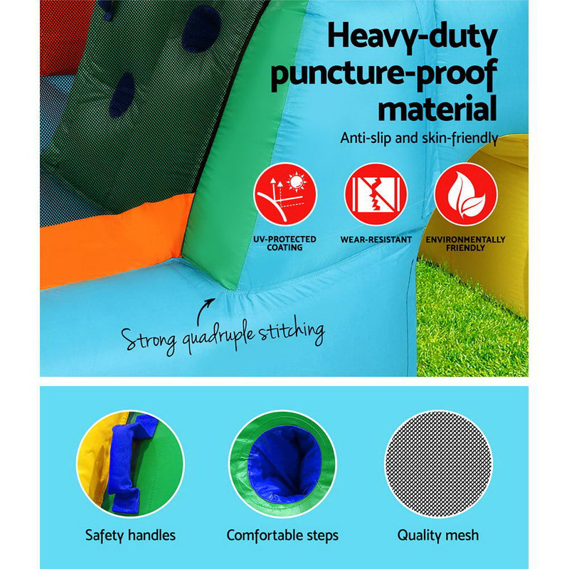 Happy Hop Inflatable Water Park - Factory Direct Oz