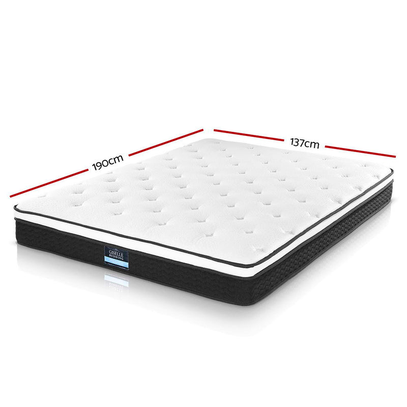 Giselle Double Size Euro Top Mattress - Factory Direct Oz