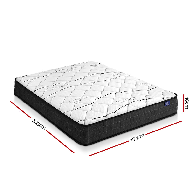 Giselle Queen Size Bonnell Medium Firm Mattress - Factory Direct Oz