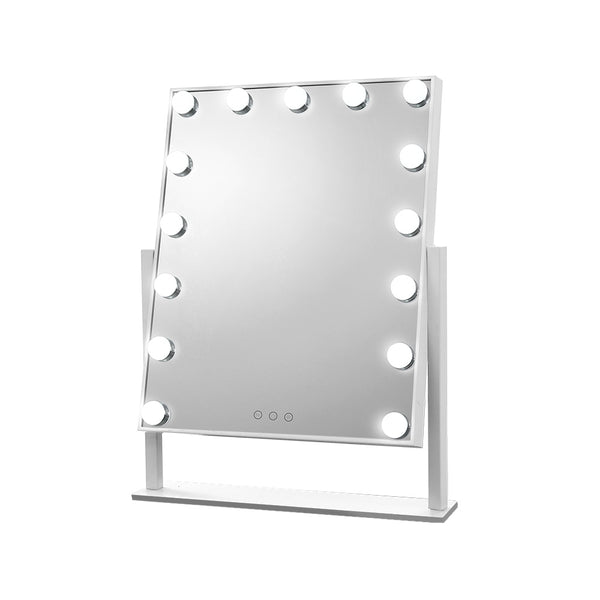 Embellir Hollywood Makeup Mirror with 15 Dimmable Bulbs - Factory Direct Oz