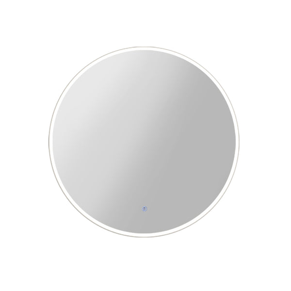 Embellir 50CM LED Round Wall Mirror With Light - Factory Direct Oz