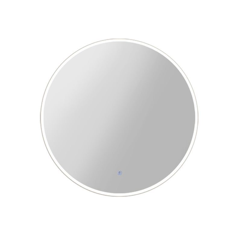 Embellir 70CM LED Round Wall Mirror With Light - Factory Direct Oz