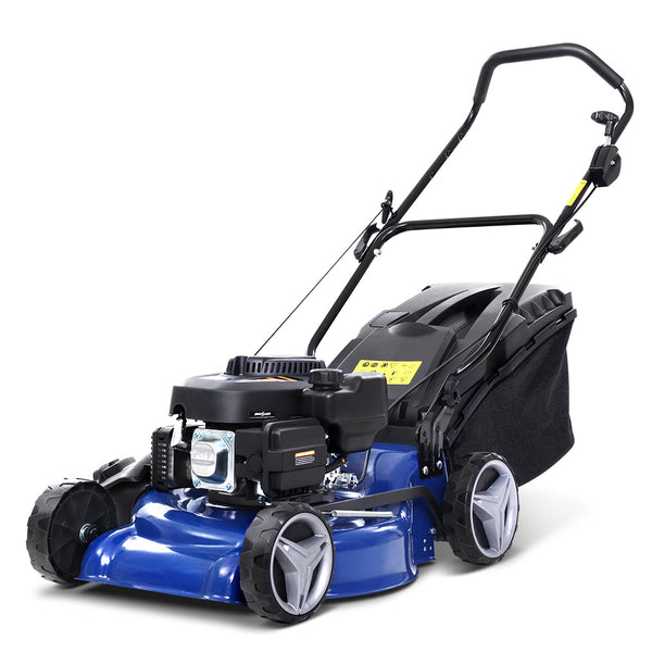 "175cc 4 Stroke 19"" Petrol Lawnmower - Factory Direct Oz"
