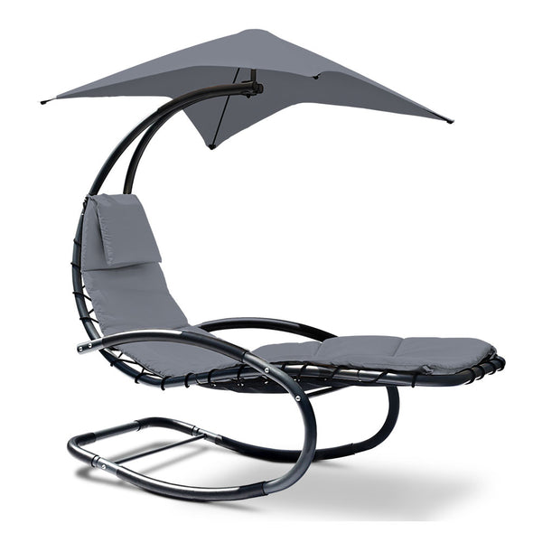 Outdoor Rocking Lounger - Factory Direct Oz