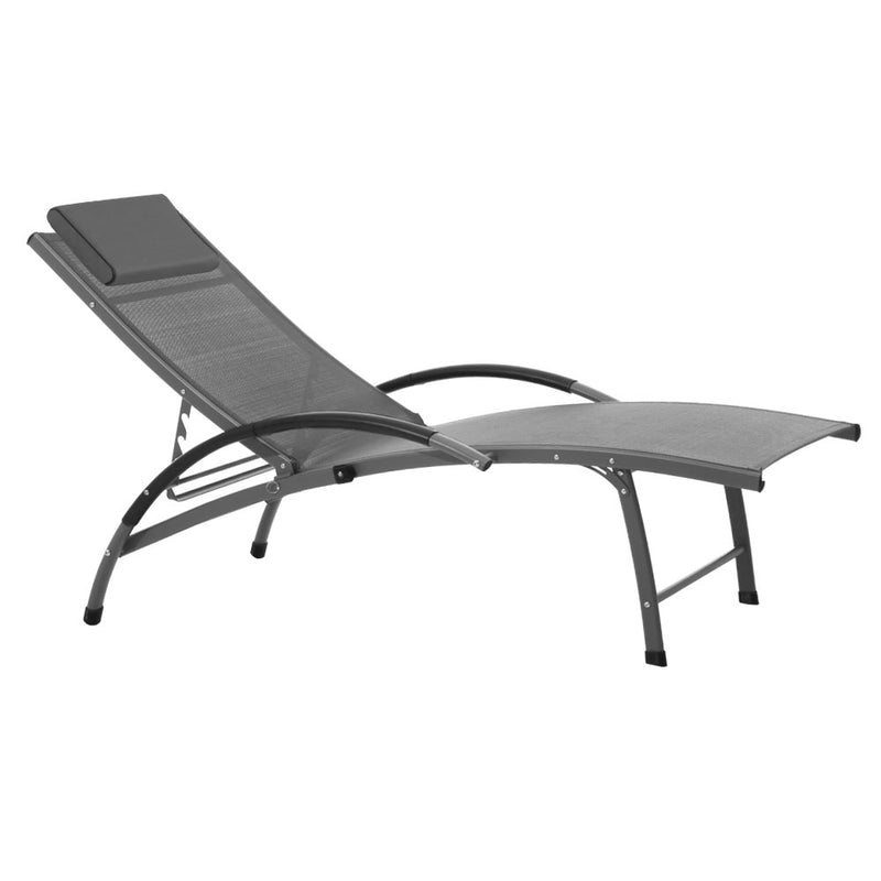 Gardeon Portable Outdoor Chair - Factory Direct Oz