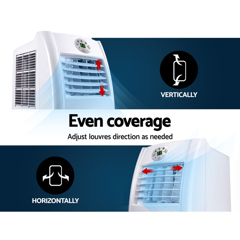 Devanti 15000BTU 4-In-1 Portable Air Conditioner - Factory Direct Oz