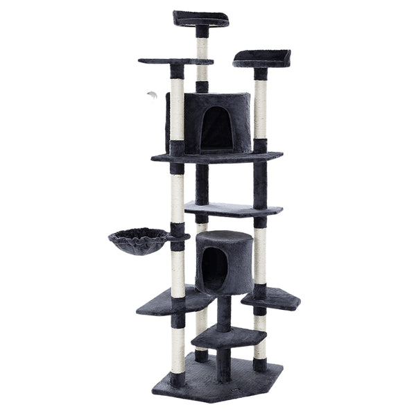 i.Pet Condo Tower Cat Tree - Factory Direct Oz