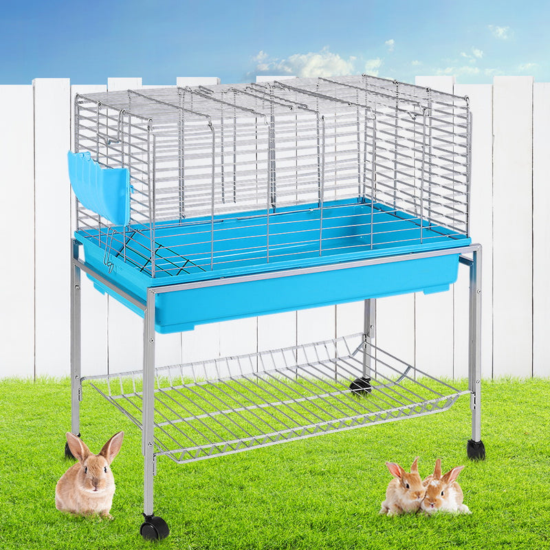 i.Pet Rabbit/Guinea Pig Cage - Factory Direct Oz