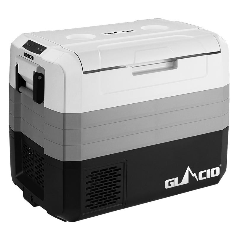 Glacio 12V/24V/240V 65L Portable Fridge/Freezer - Factory Direct Oz