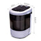 Devanti 4KG Mini Portable Washing Machine - Black - Factory Direct Oz