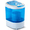 Devanti 4KG Mini Portable Washing Machine - Blue - Factory Direct Oz